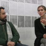 Causerie d'artiste V - Clémentine Poquet et David Lep0le