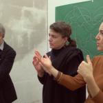 Causerie d'artiste VII - Christian Mayeur, Hélène Bergaz, Mélanie Bellue