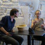 CAUSERIE D'ARTISTE II – Sylvain Prudhomme / Reeve Schumacher
