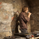 Reeve Schumacher performing live at LHOSTE